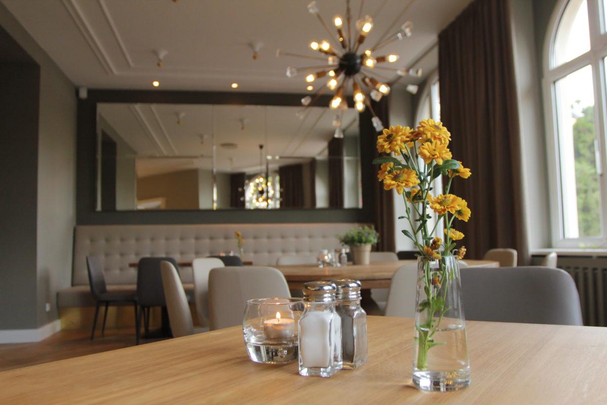 Spiegelsaal Restaurant friedrich
